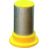 FILTRE A CYLINDRE 100 MESH JAUNE