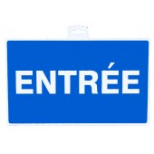 SIGNALETIQUE ''ENTREE''